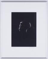 "<h5>""Della Reese"" by Al Stewart (1963)</h5><p>Approx. 9″x12″; Gelatin silver print BMAS 1078</p>"