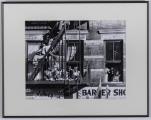 "<h5>""The Parade"" by James Edmonds (1994)</h5><p>Approx. 19″x15″; Photographic print BMAS 1009</p>"