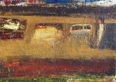 "<h5>Underground (New Incarnation)</h5><p>48""x66""  Acrylic (mixed media) on canvas</p>"